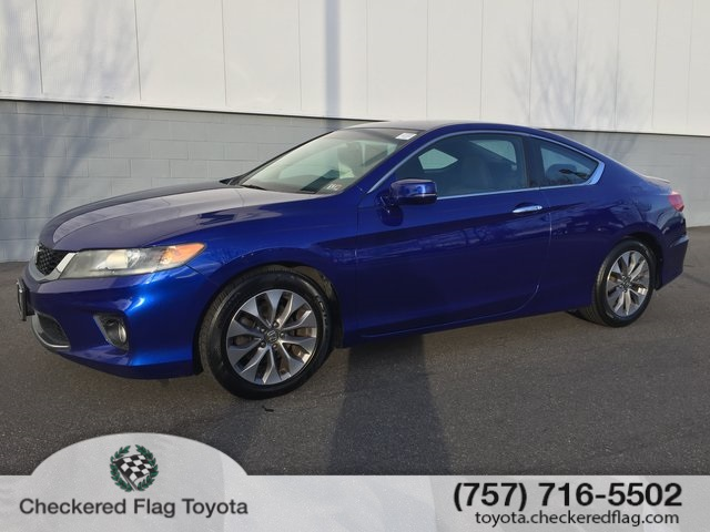 2013 Honda Accord Coupe For Sale >> Pre Owned 2013 Honda Accord Ex Fwd 2d Coupe