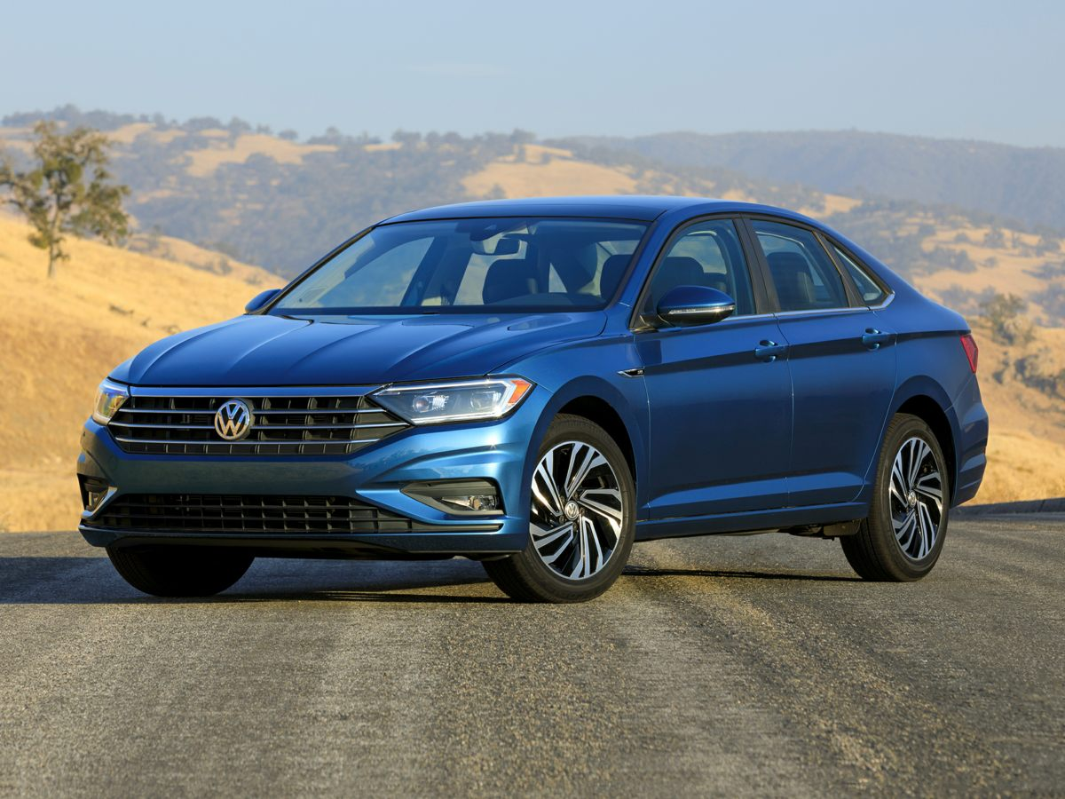 New 2019 Volkswagen Jetta 1 4t S 4d Sedan In Virginia
