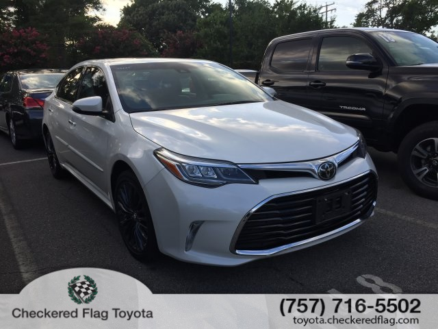 Pre-Owned 2017 Toyota Avalon Touring
