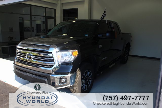 Pre Owned 2016 Toyota Tundra Trd Pro