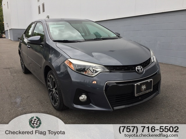 Pre-Owned 2014 Toyota Corolla S