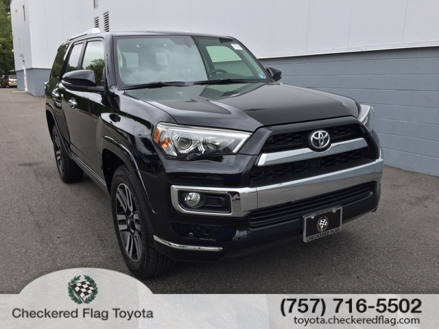 Pre-Owned 2018 Toyota 4Runner Limited
