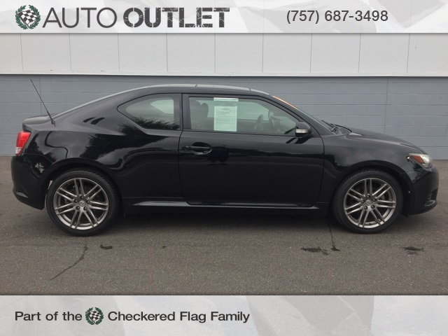 Pre Owned 2011 Scion Tc Base 2d Coupe In Virginia Beach Twc29515