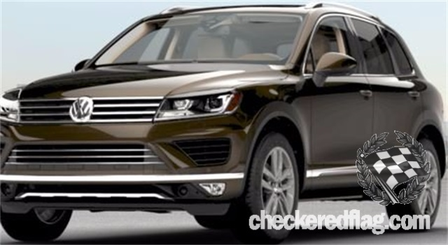New 2016 Volkswagen Touareg V6 TDI Lux 4D Sport Utility in Virginia