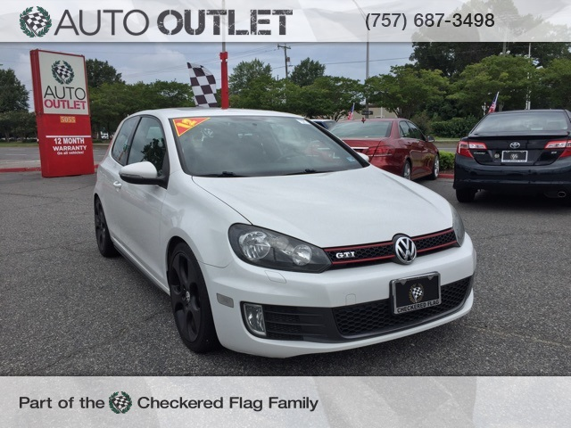 Pre-Owned 2012 Volkswagen GTI Base