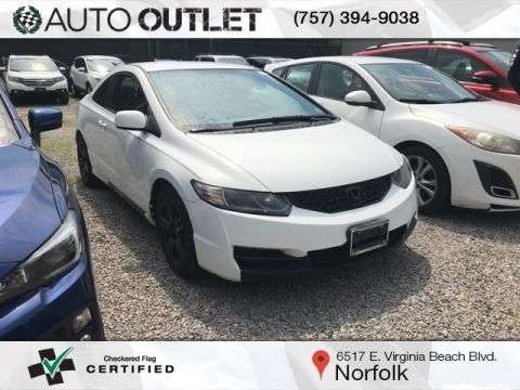 Pre-Owned 2011 Honda Civic LX