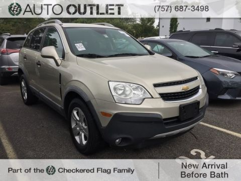 Pre-Owned 2014 Chevrolet Captiva Sport 2LS