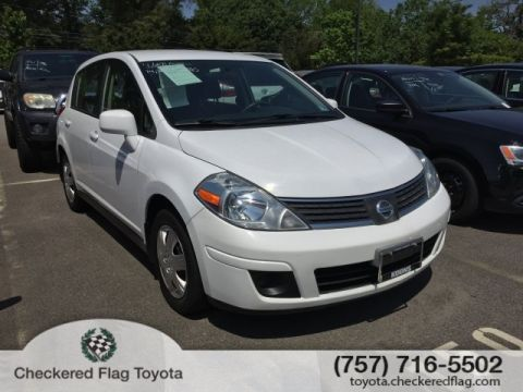 Pre-Owned 2009 Nissan Versa 1.8 S