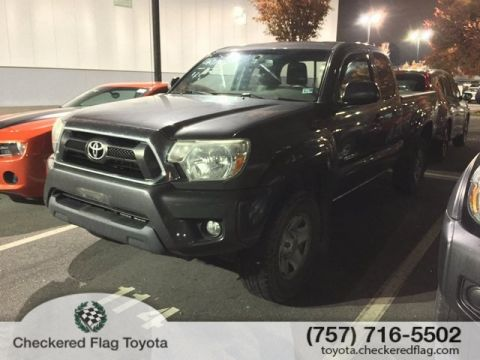 Pre-Owned 2012 Toyota Tacoma PreRunner