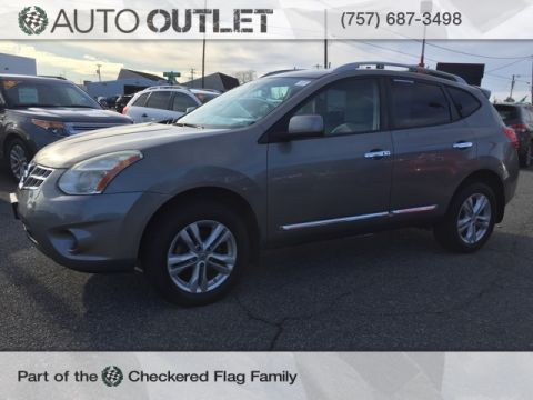 Pre-Owned 2012 Nissan Rogue SV