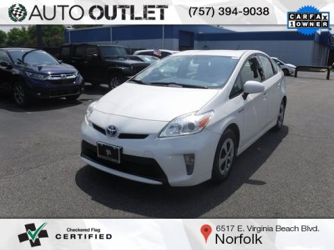 Pre-Owned 2014 Toyota Prius Two