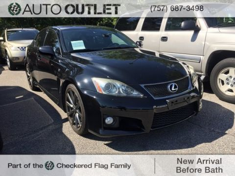 Pre-Owned 2008 Lexus IS F