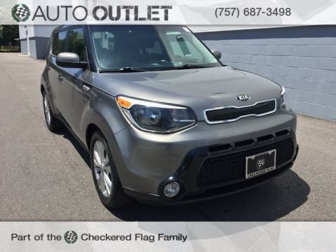 Pre-Owned 2016 Kia Soul Plus