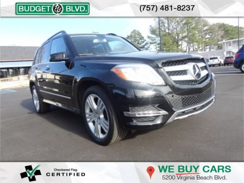 Pre-Owned 2014 Mercedes-Benz GLK GLK 250