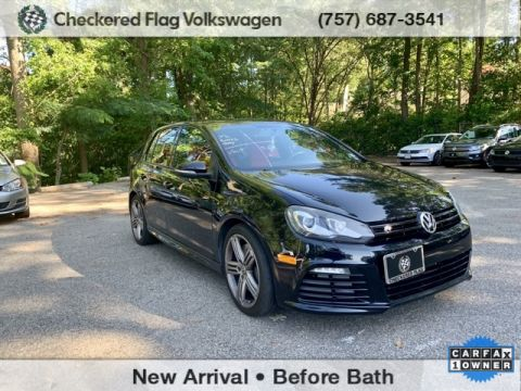 Pre-Owned 2012 Volkswagen Golf R 4Motion